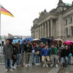 Zaccagna di fronte al Bundestag ridotta