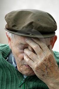 anziani depressione