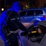 polizia posto blocco notte
