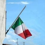 bandiera mezz'asta
