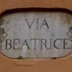 targa via beatrice
