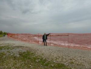 litorale recinzione