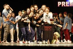Foto Gruppo L2DC Hip Hop primo classificato FB14