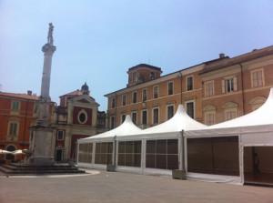 Foto Sala Danza Piazza Mercurio FB14
