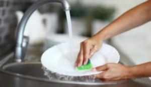 piatto lavaggio
