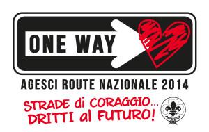 Agesci Toscana - Logo Route Nazionale
