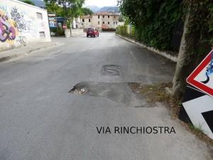 Buca via Rinchiostra 3