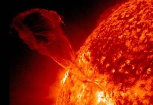 tempesta solare