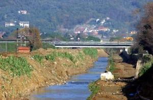 il torrente parmignola