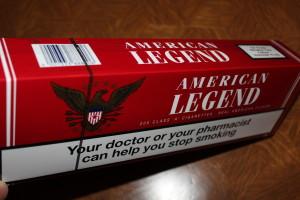 sigarette American Legend