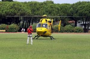 118 elicottero cinquale