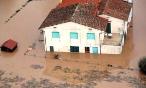 casa alluvionata