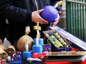 Botti: Pistoia, ultimo dell'anno vietati