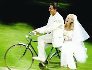 sposi bici