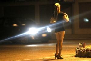 prostituta lucciola