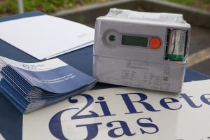 contatori gas elettronici