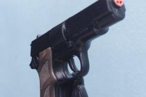 pistola giocattolo