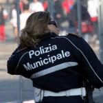 vigilessa polizia