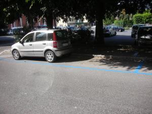 Parcheggio per Cadillac