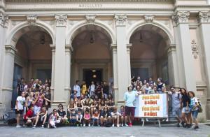 Foto gruppo giovani ballerini FB