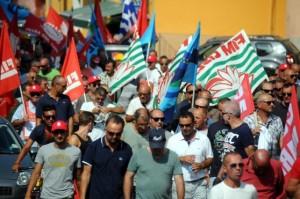 sciopero marmo