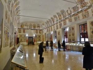 sala castello Ferrara