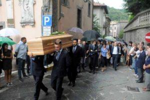letizia funerale