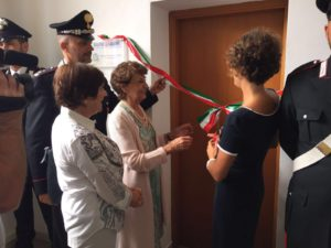 carabinieri inaug stanza donne 31 8 16