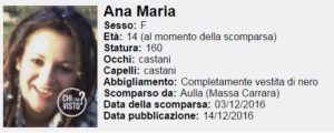 ana-maria-chi-l-ha-visto-16-12-16
