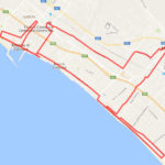 maratona 2017 percorso a