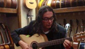 Antenna 3 » addio nicola toscano virtuoso della chitarra. maestro