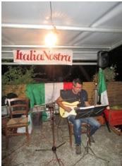 ITALIA NOSTRA CENA SOCIALE MARZIO 11 7 17