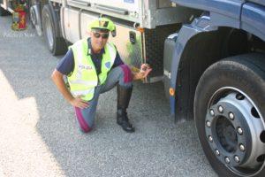 polstrada camion 24 7 17