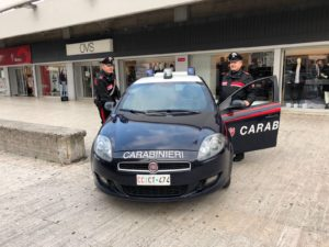carabinieri ovs 21 10 17