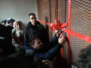 Inaugurazione ascensore 2