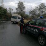 carabinieri incidente caniparola 2 3 18